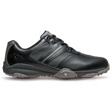 Chev Comfort Mens Golf Shoes Black/Grey 2017