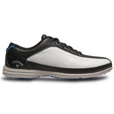 Playa Ladies Golf Shoes White/Black 2016