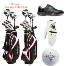 Mens New To Golf Complete Golf Set