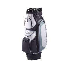 UltraLight Trolley Bag White Grey