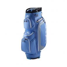 UltraLight Trolley Bag Blue White