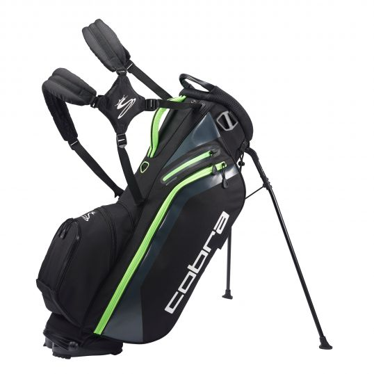 UltraLight Stand Bag Black Green