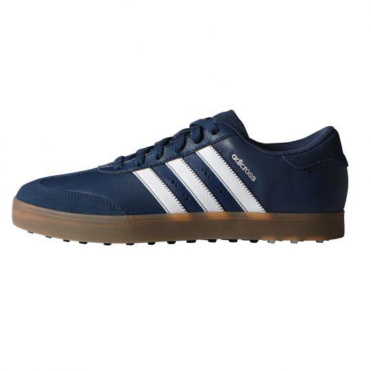 ADIDAS Adicross V Mens Golf Shoes Mineral Blue/White   Mens Golf ...