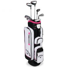 Solaire 16 Ladies Package Set Pink