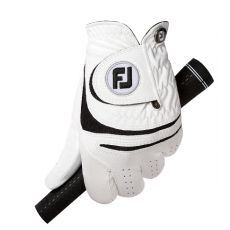 Weather Sof Glove White