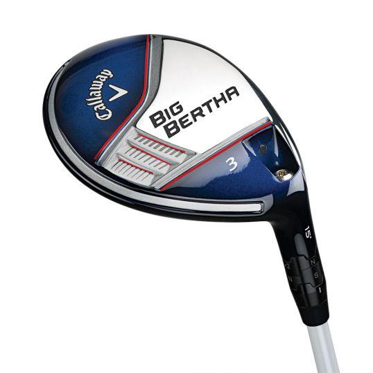 case 16 callaway golf big bertha's