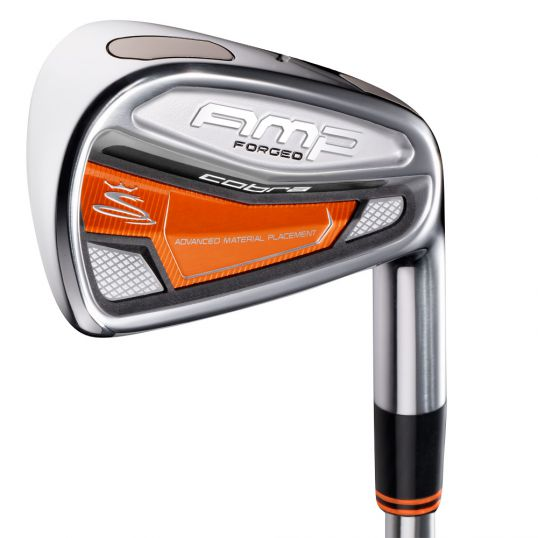 Amp Forged Irons Steel Shaft