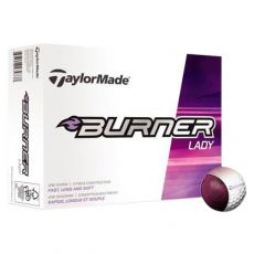 Burner Lady Golf Balls 2016
