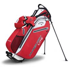 Hyper Dry Lite Stand Bag Red/White/Black
