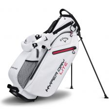 Hyper Dry Lite Stand Bag White/Black/Red