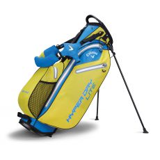 Hyper Dry Lite Stand Bag Yellow/Blue/White