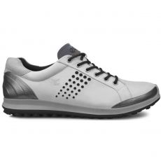 Mens Biom Hybrid 2 Golf Shoes White/Black