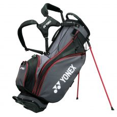Waterproof Stand Bag - Grey/Red