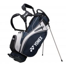 Waterproof Stand Bag - Navy/Grey
