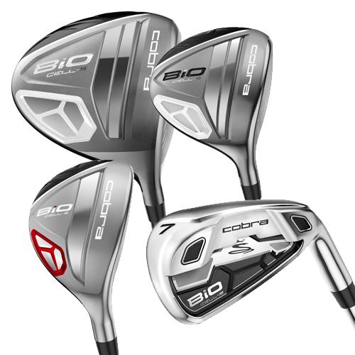 c56530d30f084 Cobra Bio Cell-S Mens Complete Golf Club Set