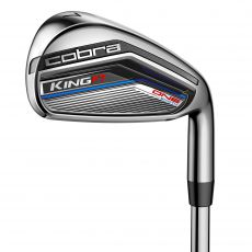 King F7 One Length Irons Steel Shafts