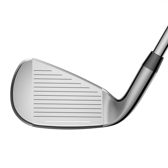 King F7 One Length Irons Graphite Shafts