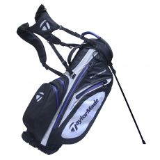 WaterProof Stand Bag Black/White/Navy 17