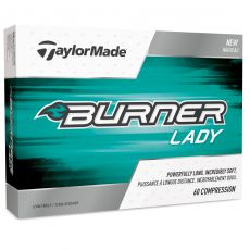 Burner Lady Golf Balls 2017