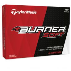 Burner Soft Golf Balls 2017