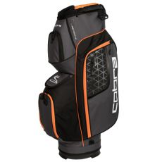 Ultralight Cart Bag Dark Shadow/Vibrant Orange