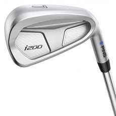 i200 Irons Steel Shafts