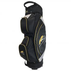Lite Cart Bag Black/Silver/Yellow