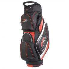 Premium Cart Bag Black/Red