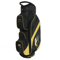 Dri Edition Cart Waterproof Cart Bag Classic Black/Yellow