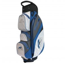 Dri Edition Cart Waterproof Cart Bag Classic Polar White/Blue