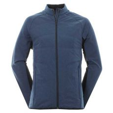 Golf Club Climaheat PrimeLift Jacket Mineral Blue