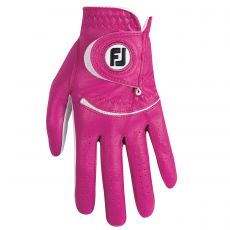 Spectrum Ladies Glove Fuschia 2017