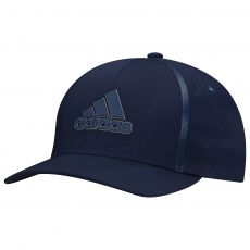 Delta Text Cap Navy Blue