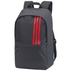 3 Stripe Small BackPack Grey/Red