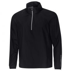 Bow Half Zip Windstopper Black