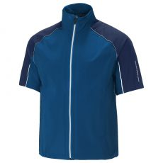 Arch Short Sleeve GTX PacLite Jacket Navy/Blue/White