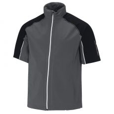Arch Short Sleeve GTX PacLite Jacket Iron Grey/Black/White