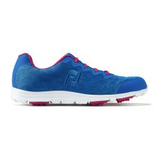 Enjoy Ladies Golf Shoes Cobalt/Berry