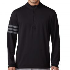 Competition Zip Sweater Black