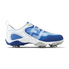 Junior Golf Shoes White/Blue