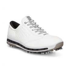 Men's Golf Cool Golf Shoes White/Black