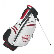 Dry Tech Stand Bag White