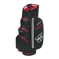 Dry Tech Cart Bag Black