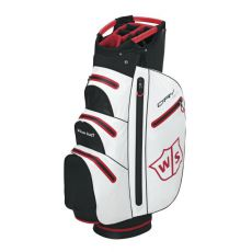 Dry Tech Cart Bag White
