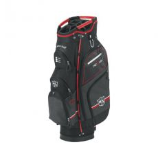 Nexus Cart Bag III Black/Red