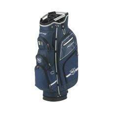 Nexus Cart Bag III Blue/Silver