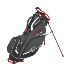 Nexus Stand Bag III Black/Red