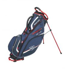Nexus Stand Bag III Navy/Red