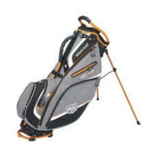 Nexus Stand Bag III Black/Orange