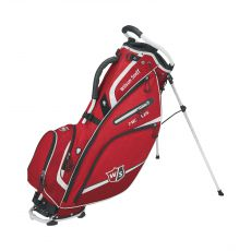 Nexus Stand Bag III Staff Red